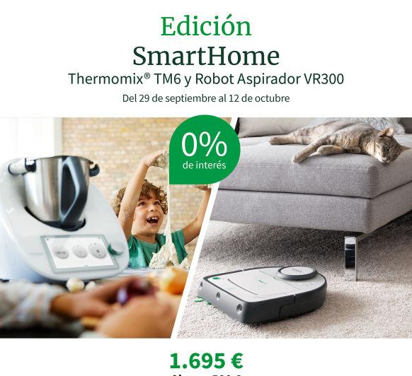 EDICIÓN SMART HOME (TM6 +VR300)