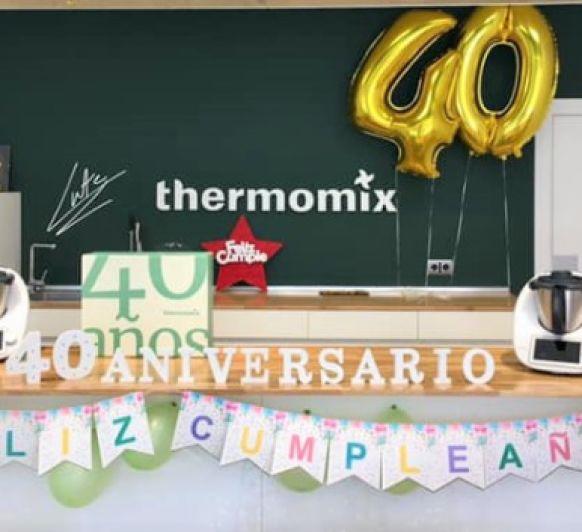 CELEBRAMOS 40 AÑOS!!!