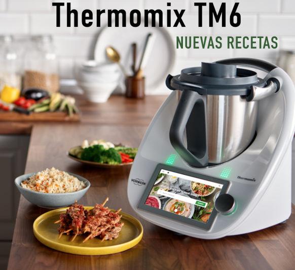 Taller ''Conociendo el nuevo Thermomix® TM6''