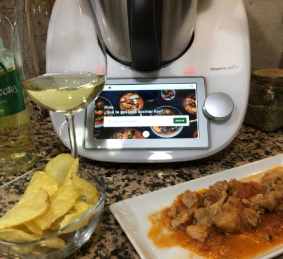 Magra con tomate Thermomix®