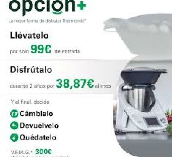 LA MEJOR FORMA DE DISFRUTAR DE Thermomix®