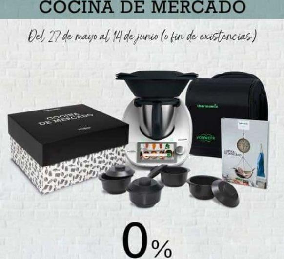 EDICION COCINA DE MERCADO 0% DE INTERESES TM6
