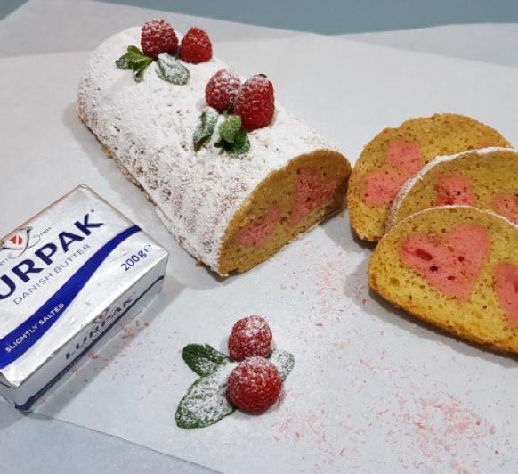 Cake con corazón ( En Varoma )