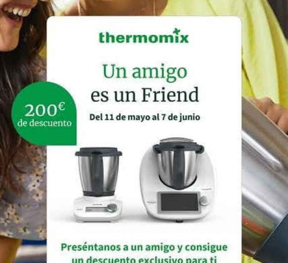 Thermomix® Y Thermomix® FRIEND