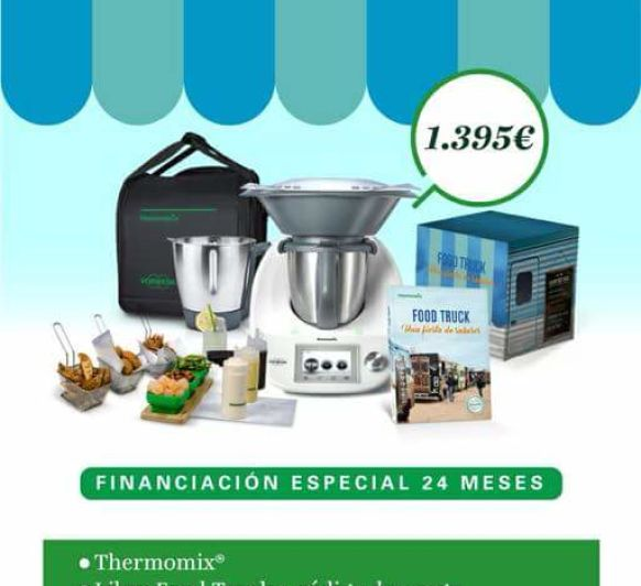 Thermomix® edición food truck SIN INTERESES