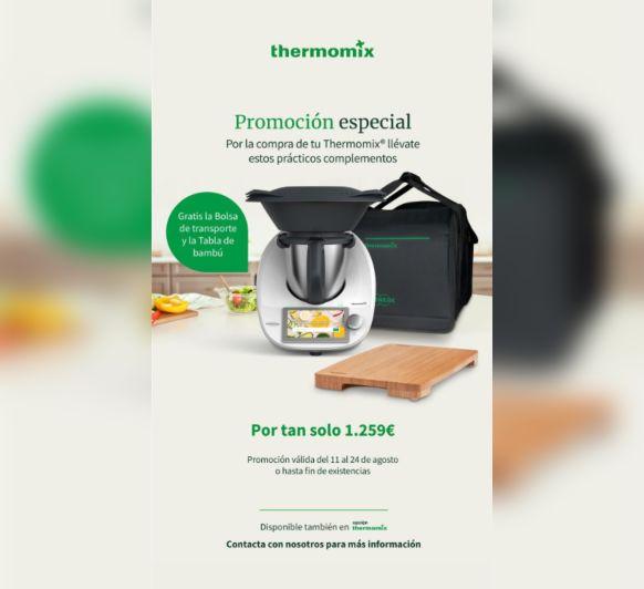 PROMOCION ESPECIAL, CON TM6 +BOLSA DE TRANSPORTE Y TABLA DE BAMBÚ