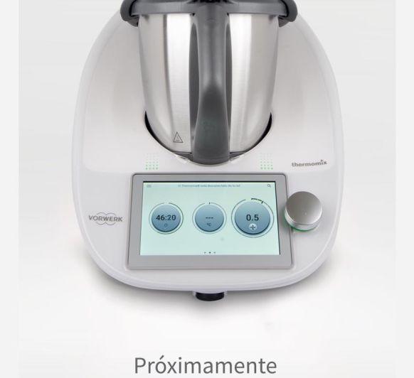 Nuevo Thermomix® Tm6 - Siente La Innovación