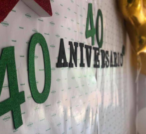 40 ANIVERSARIO TERMOMIX