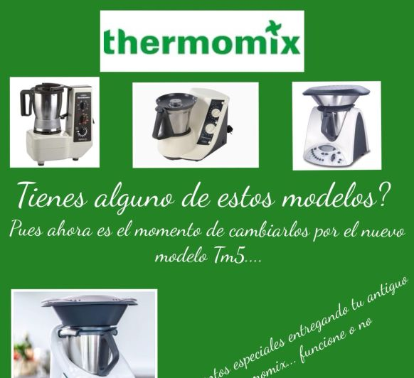Plan Renove Thermomix® Abril-mayo 2018