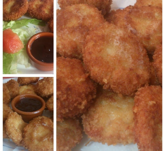 Nuggets caseros en Thermomix®