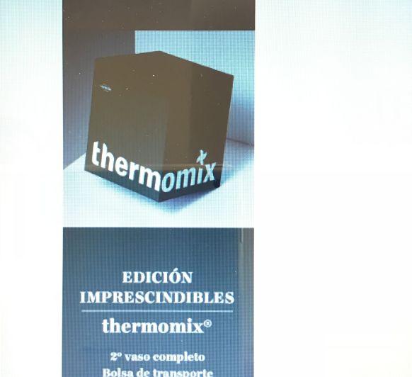 EDICIÓN IMPRESCINDIBLES THEMOMIX