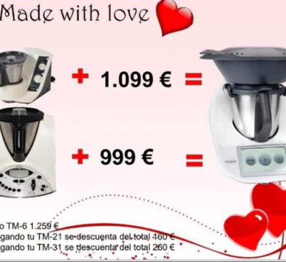 Made with love, Plan renove.