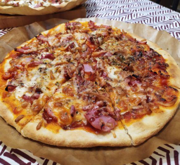 Diviértete preparando pizzas con Thermomix®